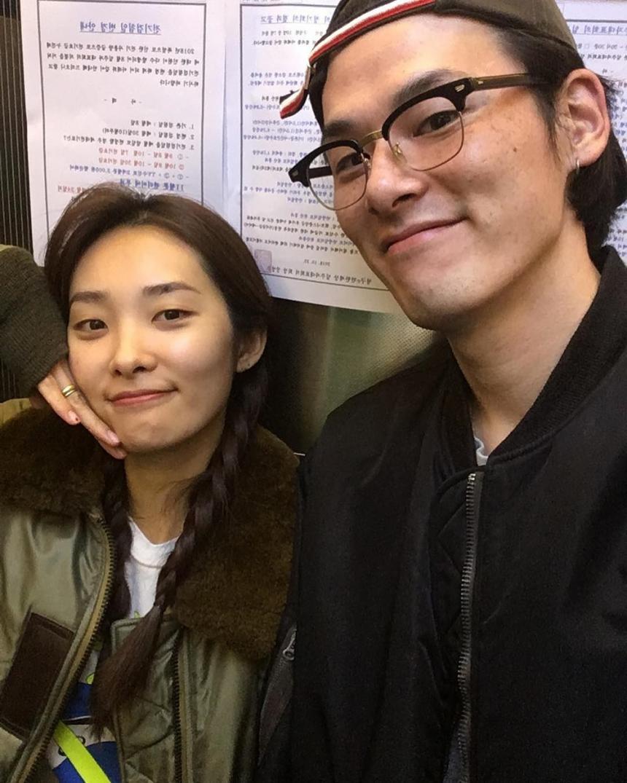 곽지영-김원중/ 김원중 인스타그램