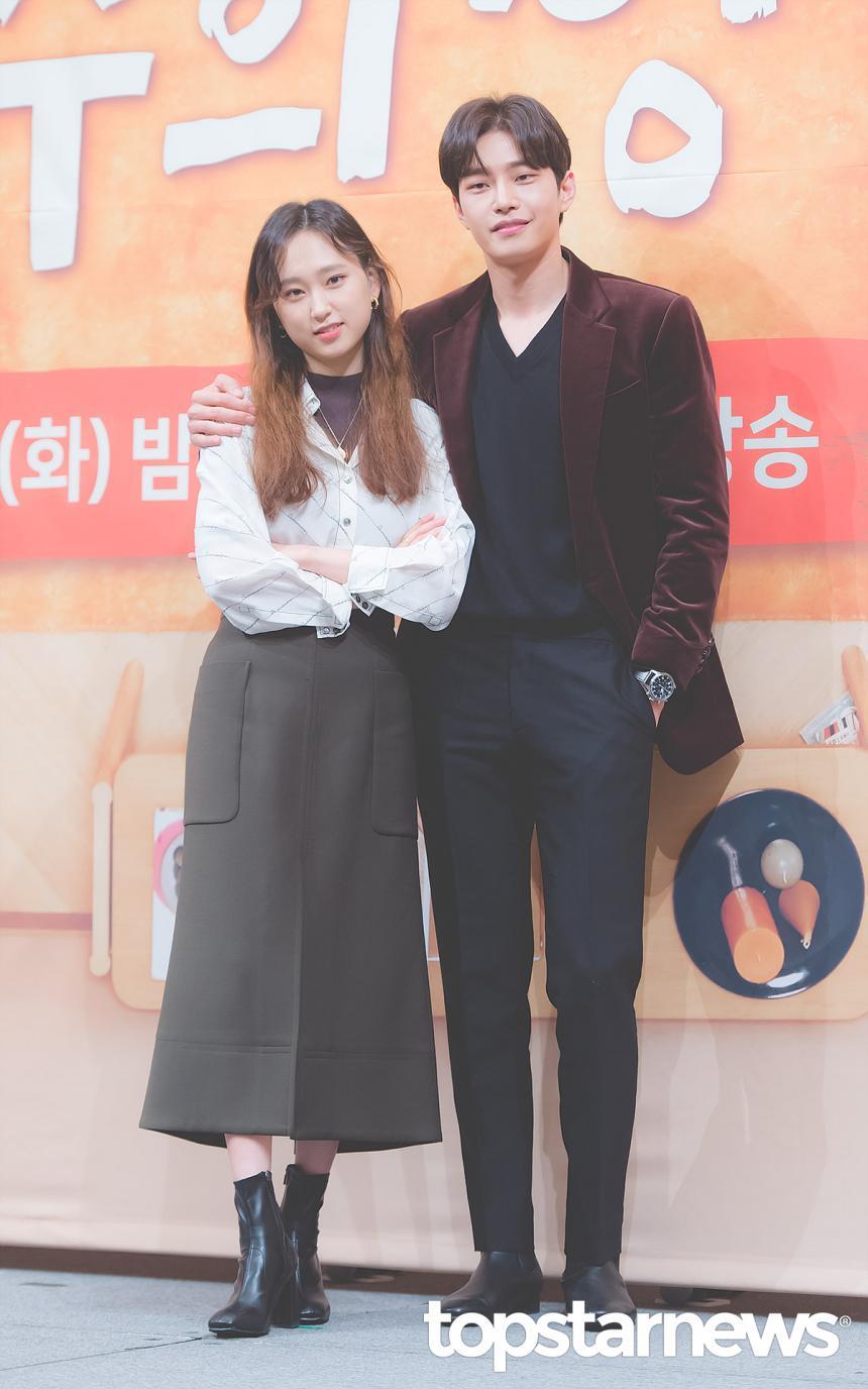 류혜영-김재영 / 톱스타뉴스 최규석 기자