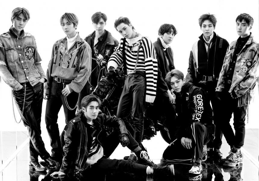 엑소(EXO)/SM엔터테인먼트