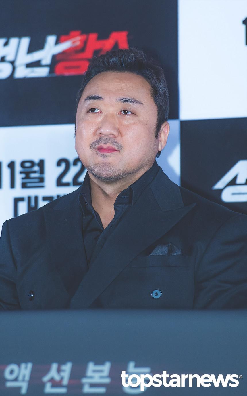 마동석 / 서울, 정송이 기자