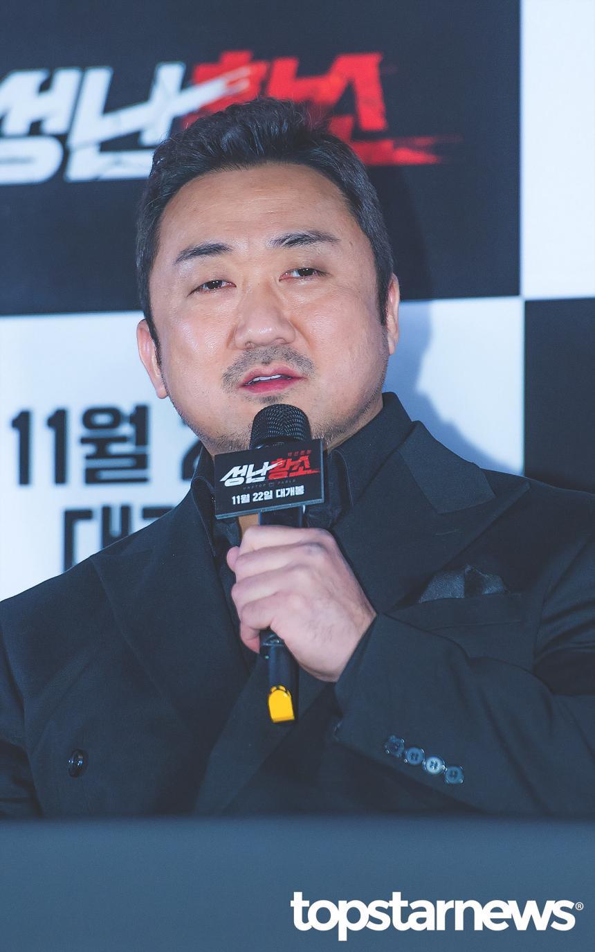 '성난황소' 언론시사회/ 톱스타뉴스 정송이 기자