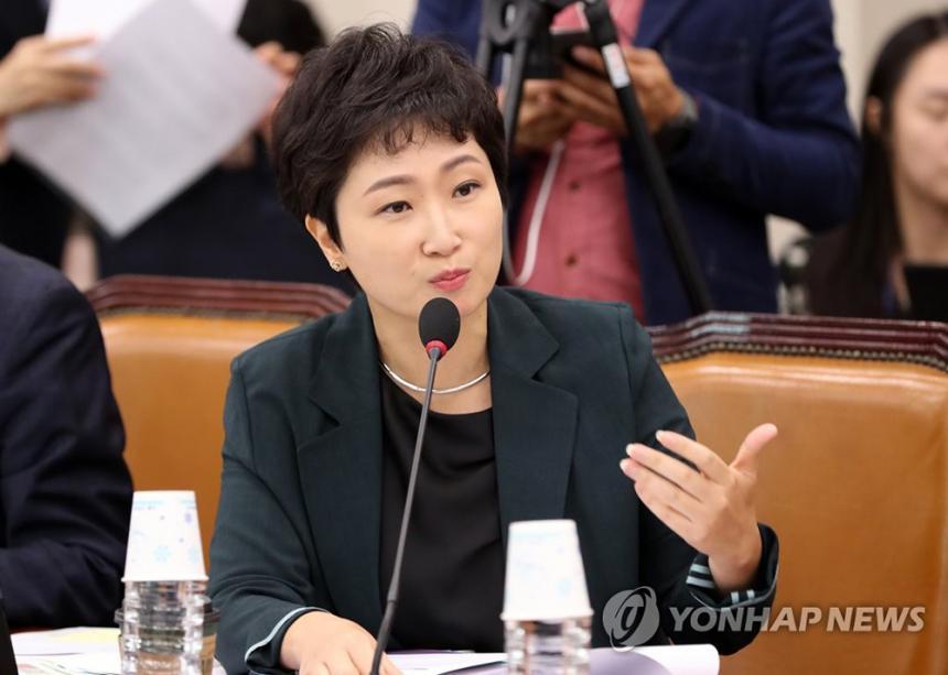이언주 의원 / 연합뉴스