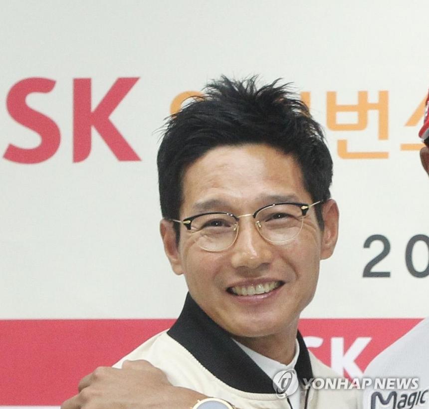 염경엽 SK 와이번스 단장 / 연합뉴스