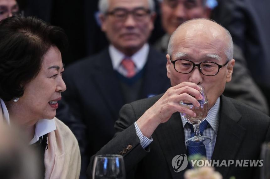 김우중 전 회장 / 연합뉴스