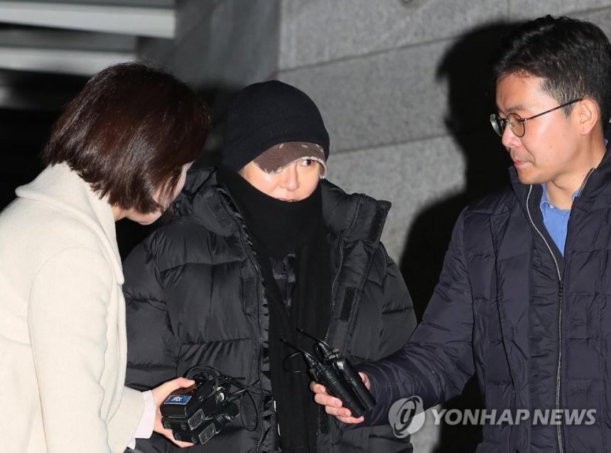 장시호 / 연합뉴스