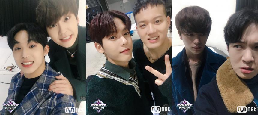 비투비(BTOB) / Mnet '엠카운트다운' 공식 트위터