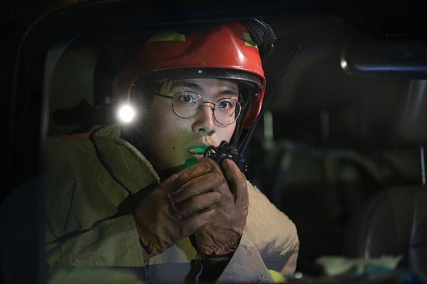 영화 '터널' 스틸컷