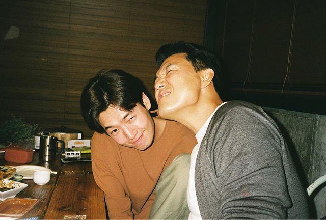 정경호-박성웅 / 정경호 인스타그램