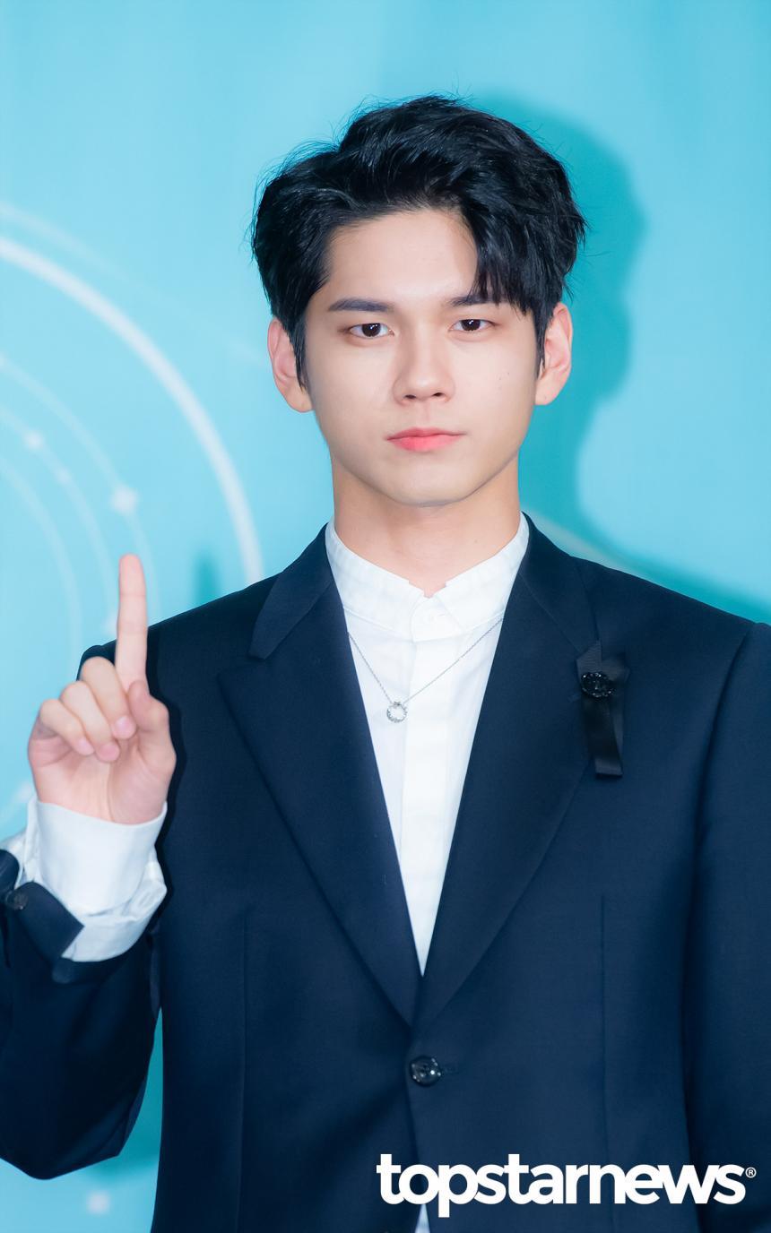 워너원(Wanna One) 옹성우 / 서울, 최시율 기자