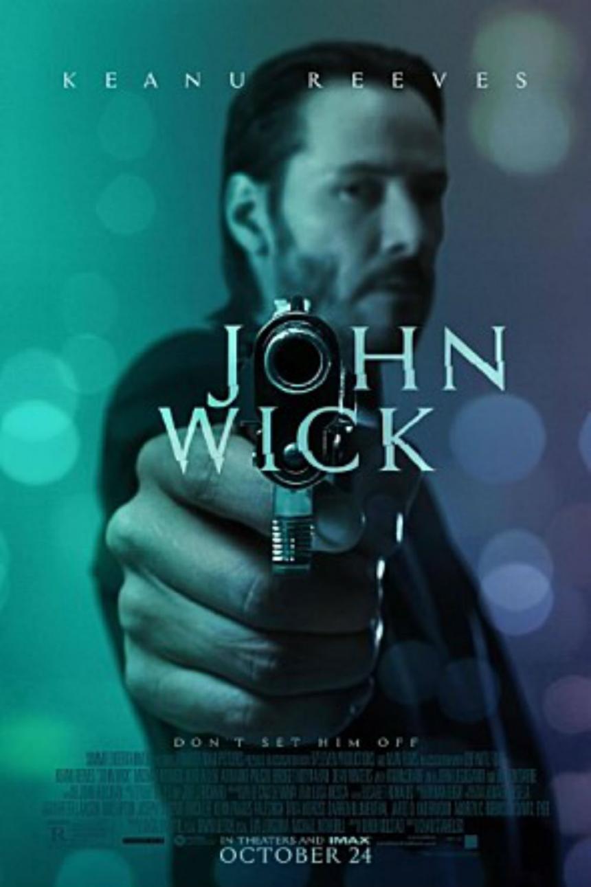 '존 윅' 포스터 / 네이버영화