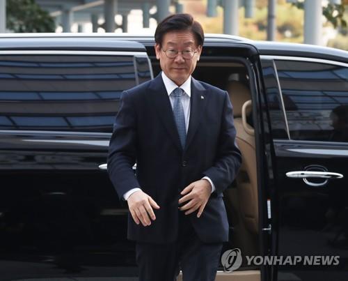 이재명 지사 / 연합뉴스