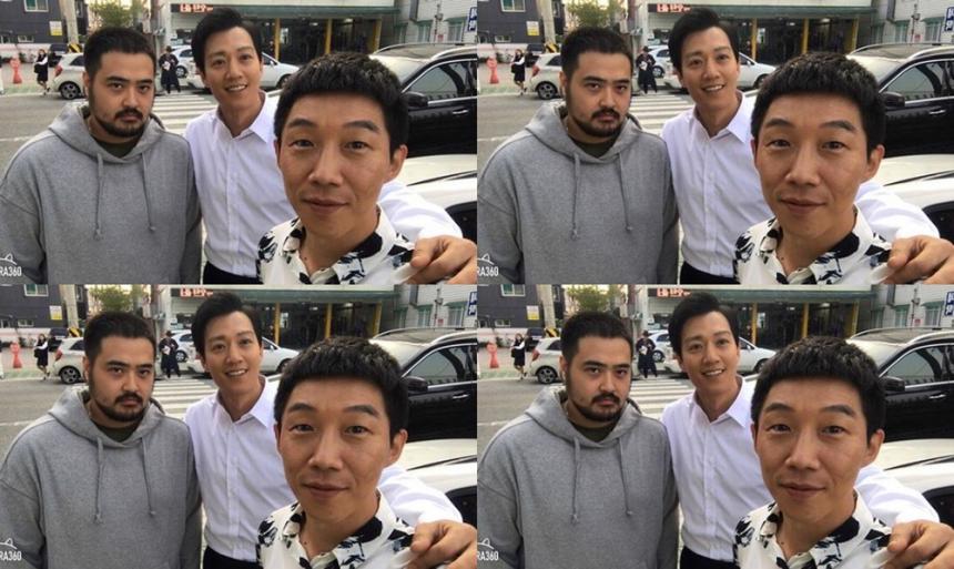 김래원 '인스타그램' 사진캡처