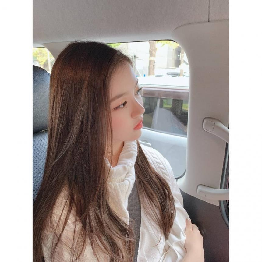 공원소녀(GWSN) 레나 / 공원소녀 공식 인스타그램