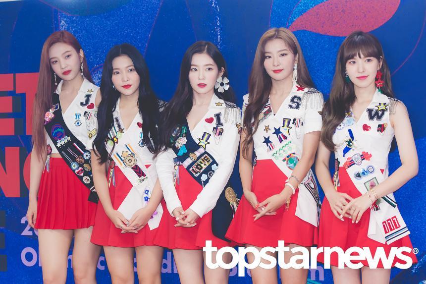 레드벨벳(Red Velvet) / 톱스타뉴스 HD포토뱅크