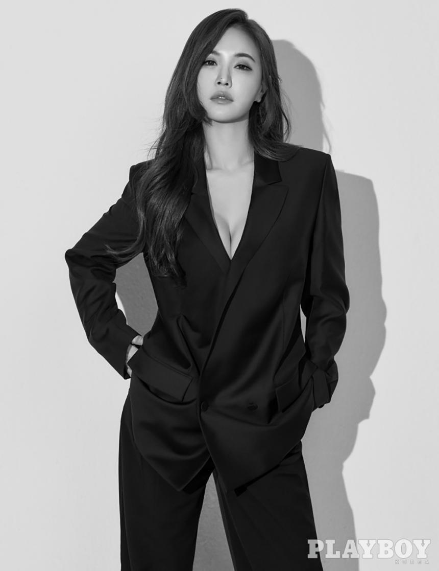강예빈 / 플레이보이 코리아