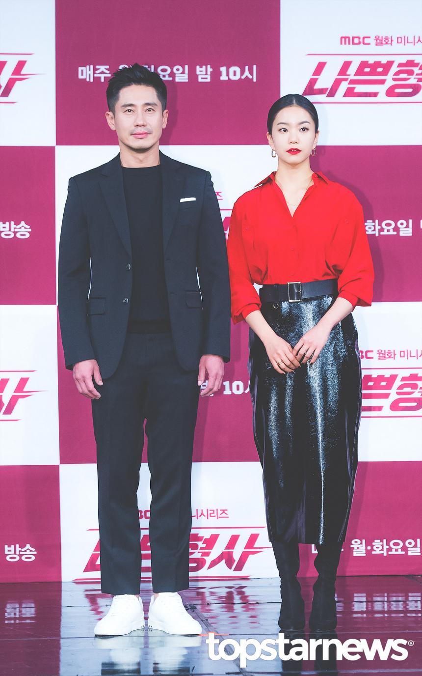 신하균-이설 / 톱스타뉴스 정송이기자