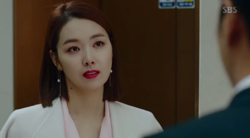 SBS '운명과 분노' 방송 캡처
