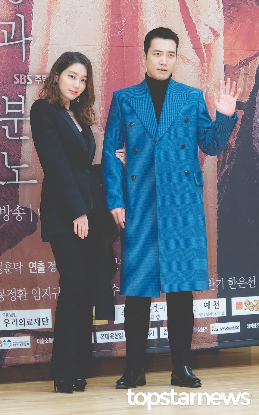 이민정-주상욱 / 톱스타뉴스 최규석 기자