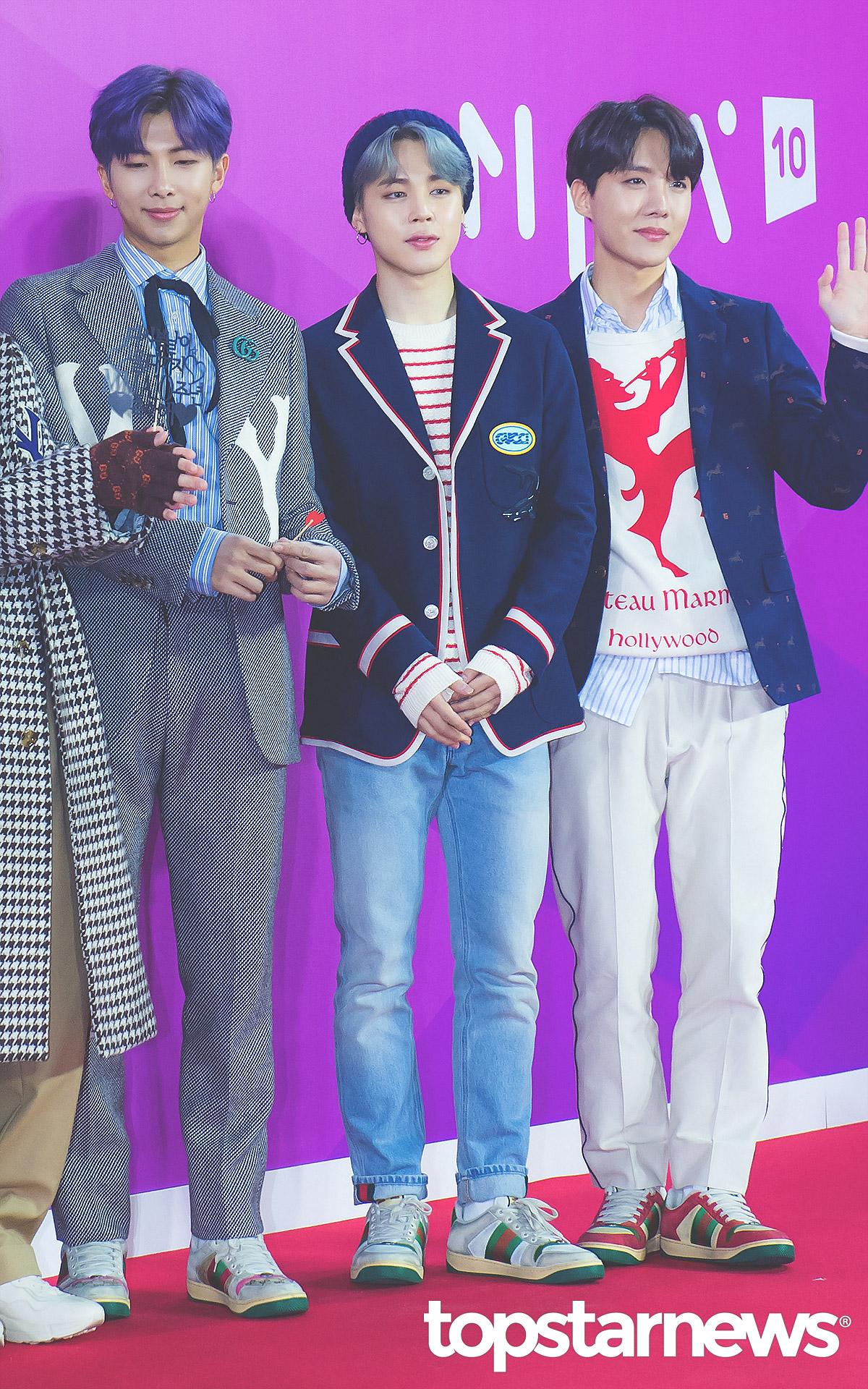 방탄소년단(BTS) 지민 / 서울, 정송이 기자