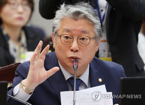 조응천 의원 / 연합뉴스