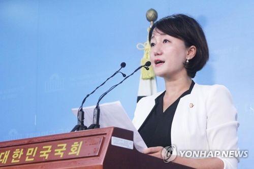 이재정 대변인 / 연합뉴스