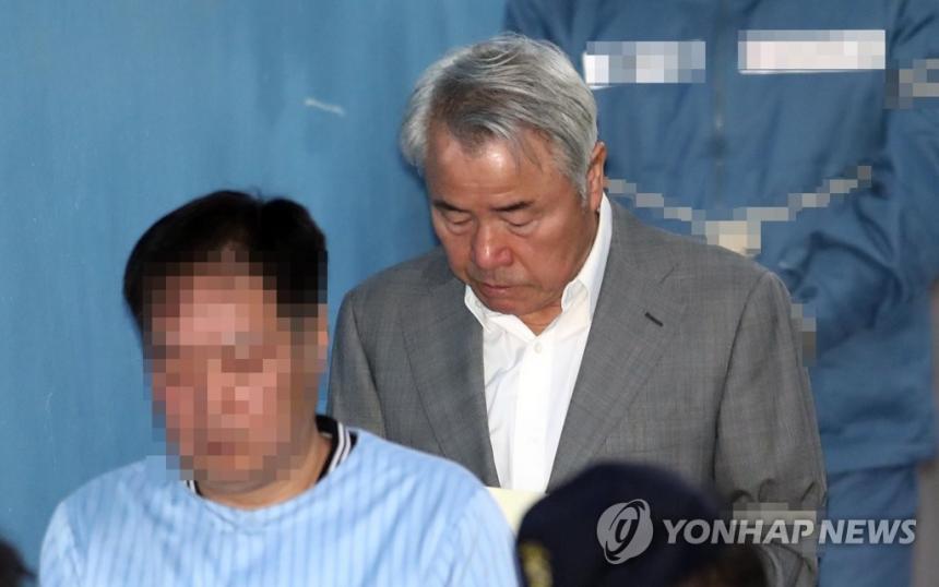 정우현 전 회장 / 연합뉴스
