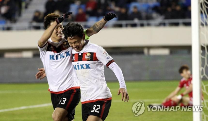 고요한-조영욱 / 연합뉴스
