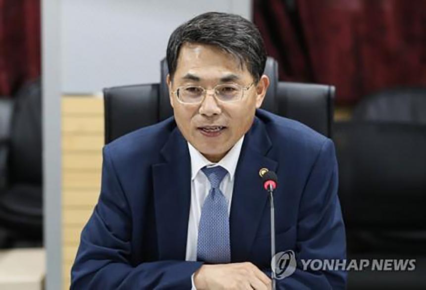 국토교통부 김정렬 차관 / 연합뉴스