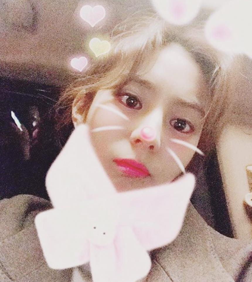 '하나뿐인 내편' 유이, 본방사수 독려샷 공개…'총 몇부작?'