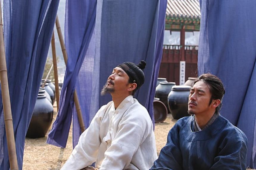영화 '상의원', 조선의 운명을 뒤흔들 美를 향한 대결