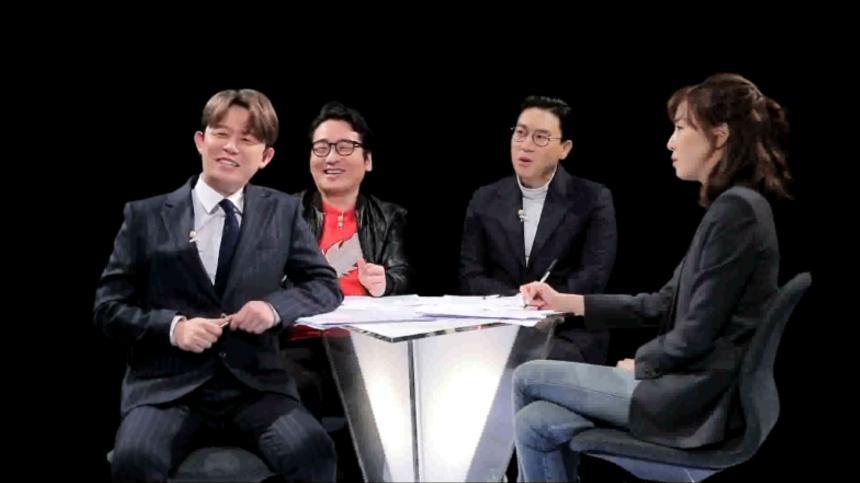 JTBC '썰로 풀어보는 골든디스크' 김이나-윤일상-이상민-토니안