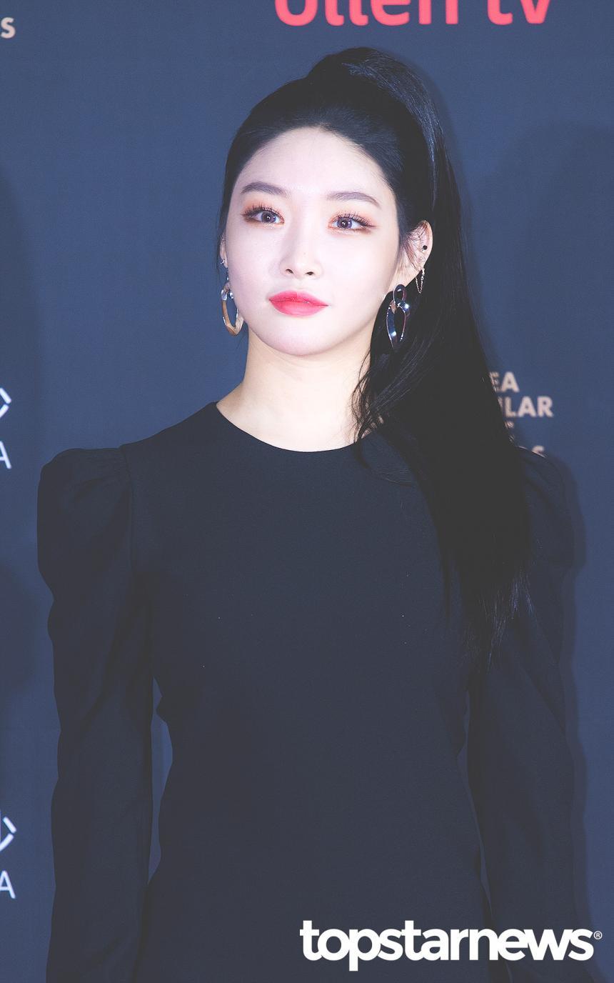 청하(CHUNG_HA) / 경기, 정송이 기자