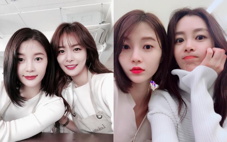 임현주-송다은 / 송다은 인스타그램