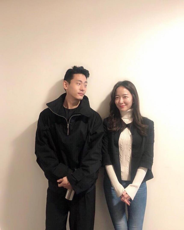 유태오-박선영 / 씨제스엔터테인먼트 공식 SNS