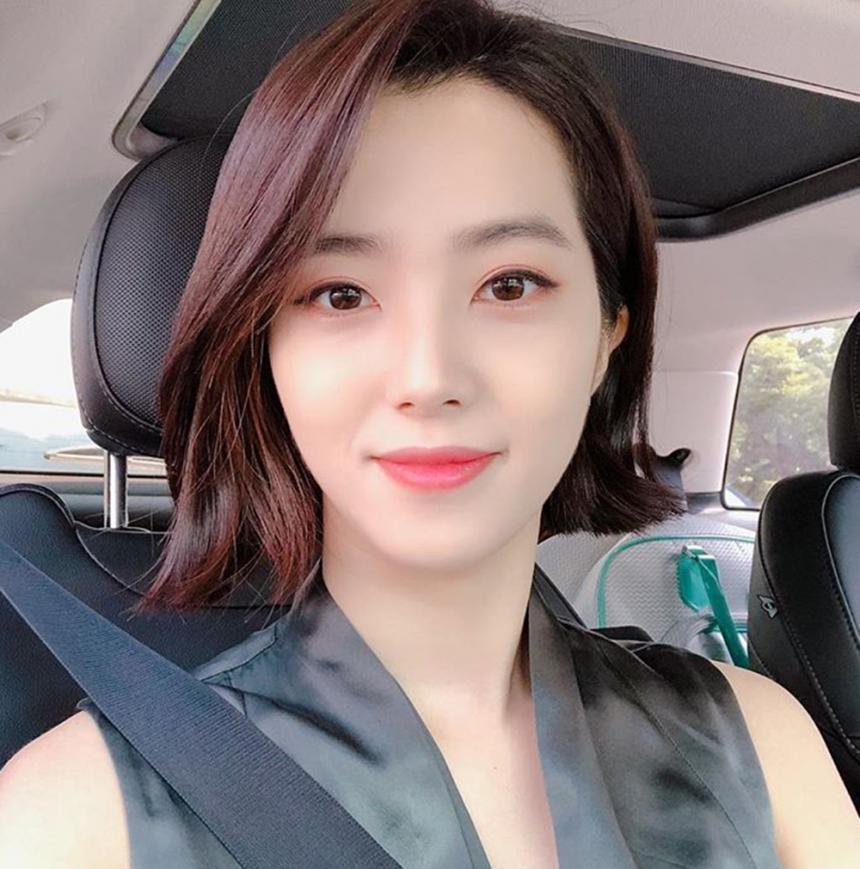 강지영 SNS