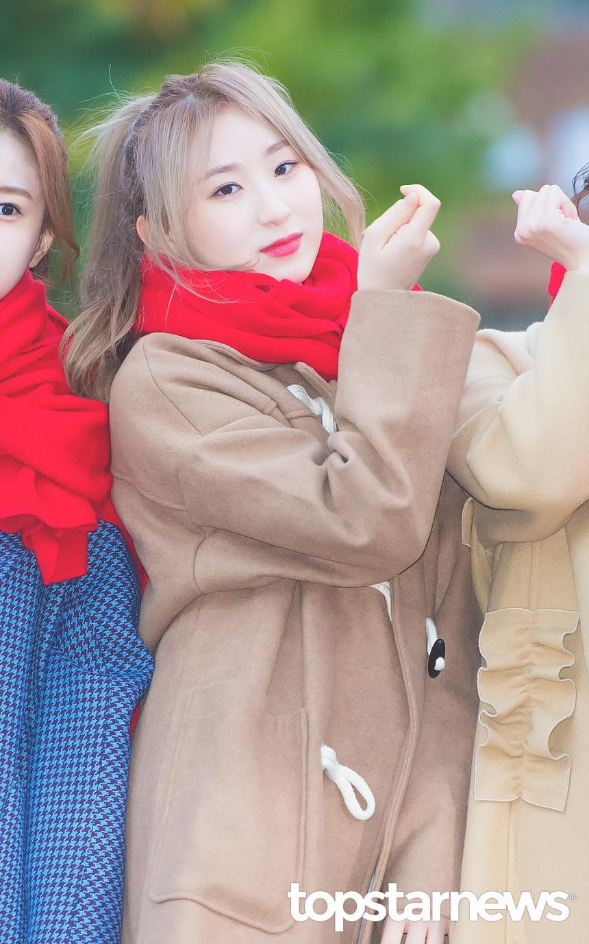 아이즈원(IZ*ONE) 이채연 / 서울, 정송이 기자