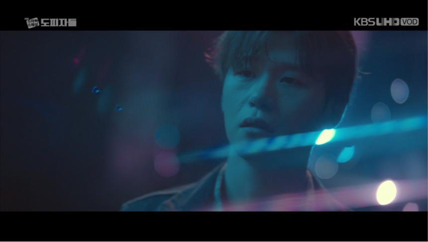 KBS1 '드라마 스페셜 - 도피자들' 방송 캡처