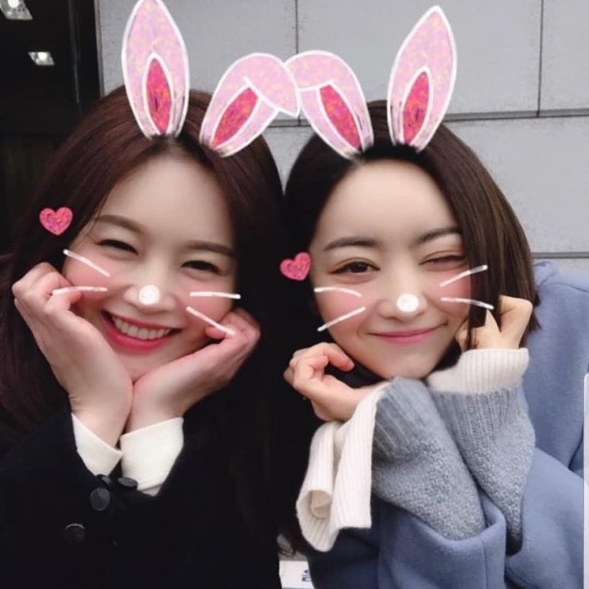 이영아-홍수아 / 이영아 인스타그램