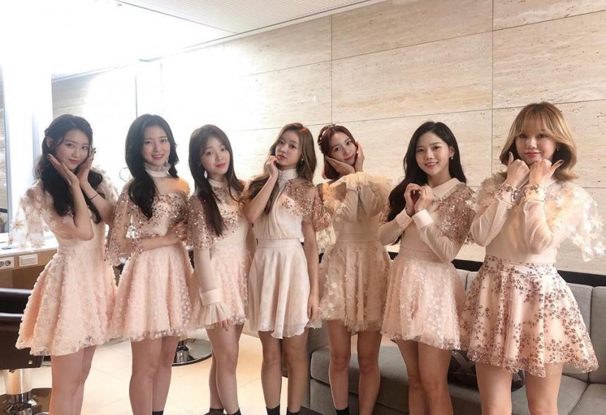 오마이걸(OH MY GIRL) 공식 인스타그램