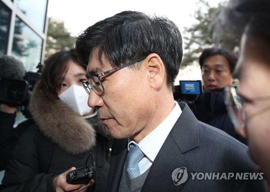 이광구 전 우리은행장 / 연합뉴스