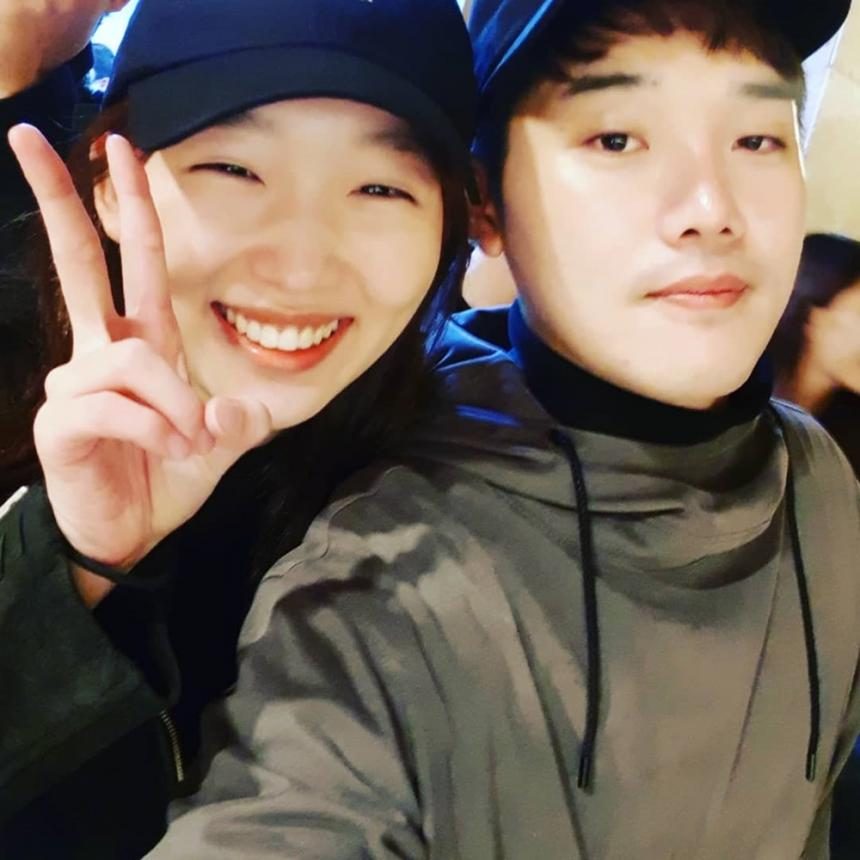 진기주-권혁수 / 권혁수 인스타그램