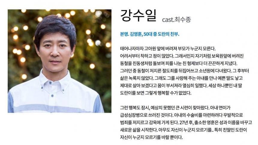KBS2 '하나뿐인 내편' 공식 홈페이지