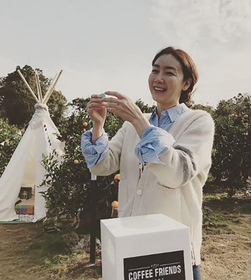 '커피프렌즈' 공식 인스타그램