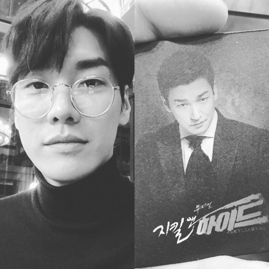 김영광 뮤지컬 '지킬앤하이드' 후기 / 김영광 인스타그램