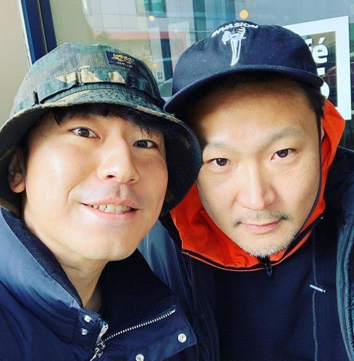 """'나는 자연인이다' 정형석 성우, 이시언이 소개한 절친…""""자연인 반가워요 행님"""""""