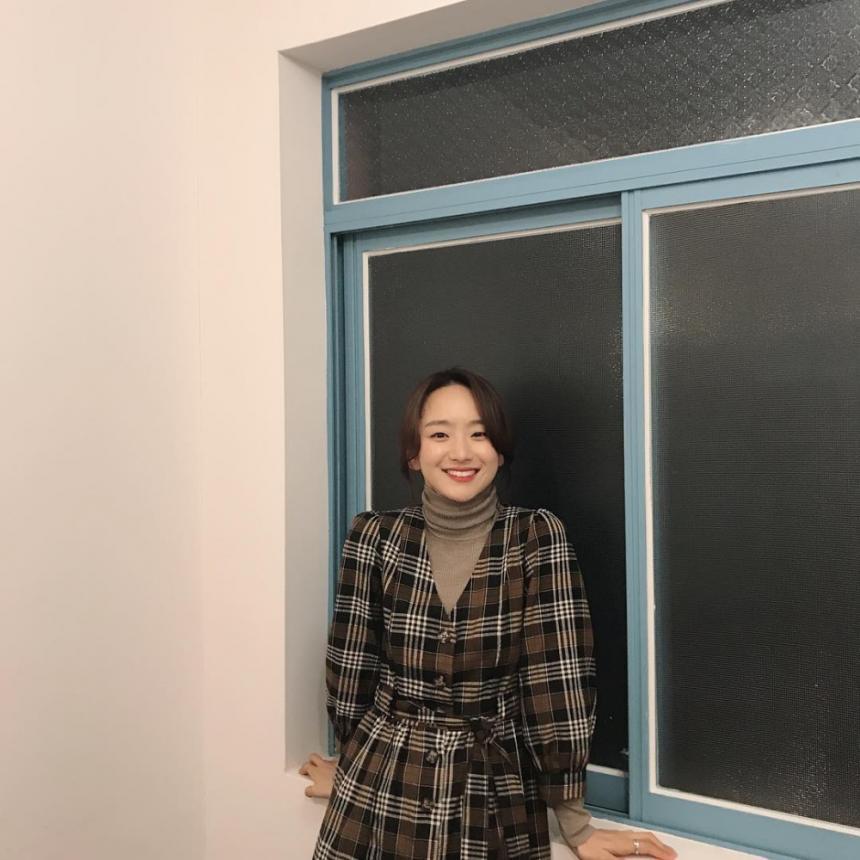 원진아, '라이프' 이후 근황 공개…'여전한 청순해'
