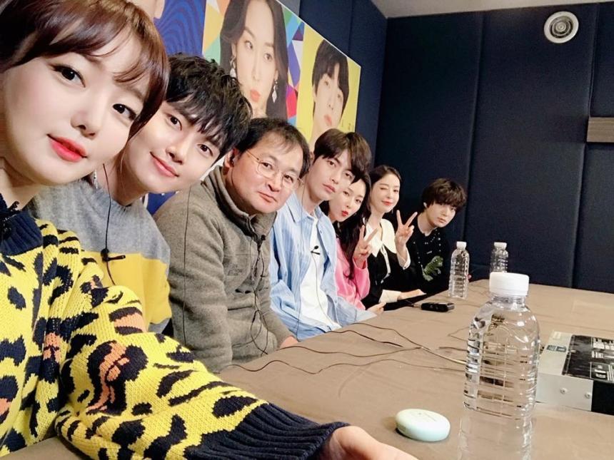 문지인- 이태리- 송현욱 PD- 이민기- 서현진- 이다희- 안재현