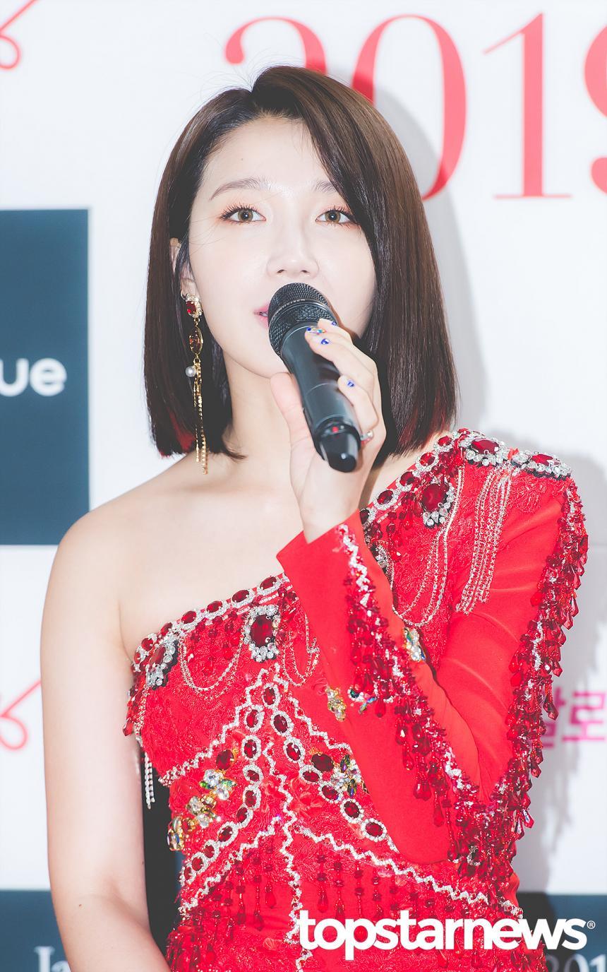 에이핑크(Apink) 정은지 / 서울, 최규석 기자
