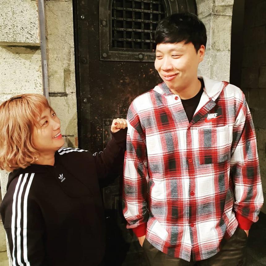 박나래-이상준 / 최성민 인스타그램