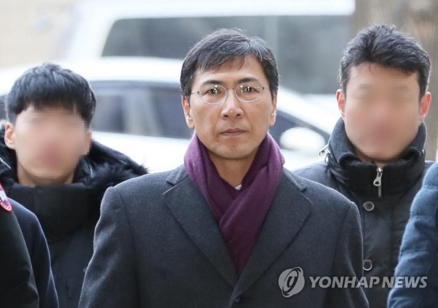 안희정 전 충남지사 / 연합뉴스
